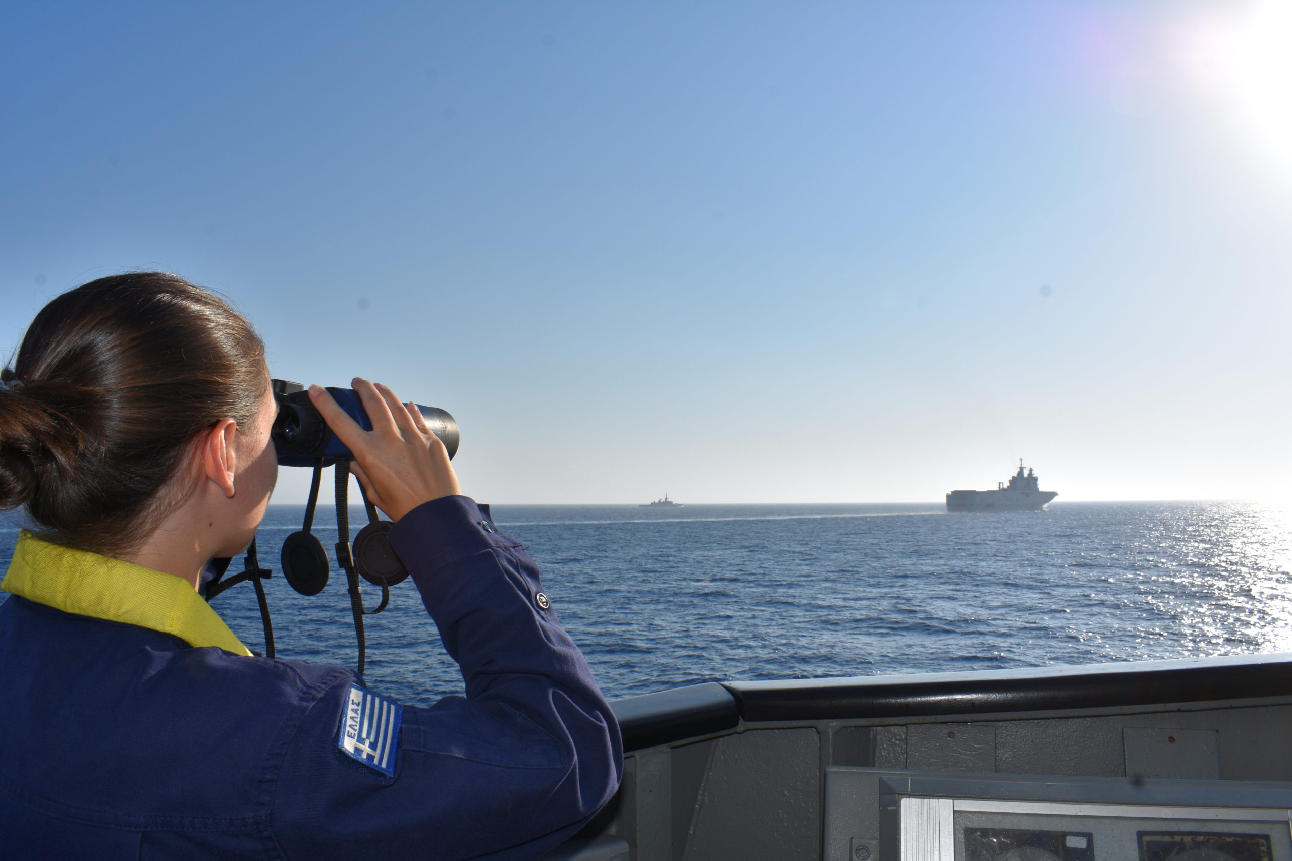 Image for NATO Will Suffer as Allies Quarrel in the Eastern Mediterranean