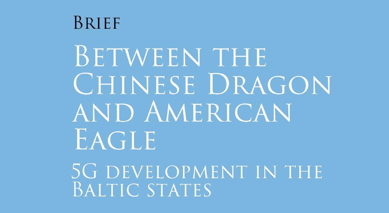 Image for Lühidalt. Hiina draakoni ja Ameerika kotka vahel: 5G areng Balti riikides