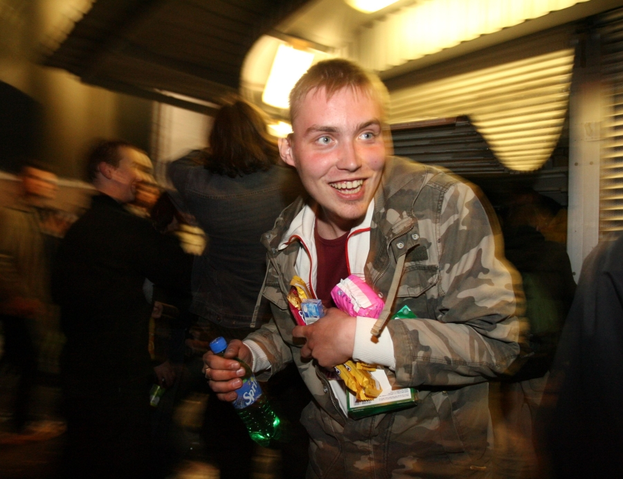 Image for Pronkssõduri kriis 2007: tagasivaade varasele hübriidkonfliktile