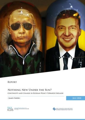 Image for Ei midagi uut päikese all? Järjepidevus ja muutused Venemaa Ukraina-poliitikas