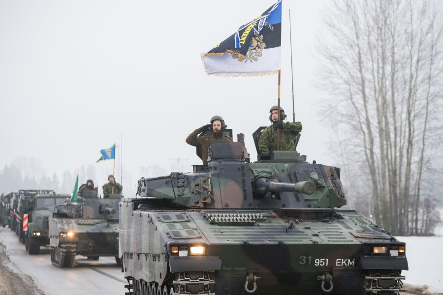 Image for Estonia's 2021 Defence Budget: The Result of a Heated Political Debate