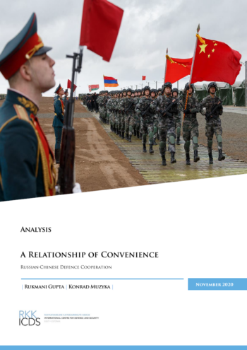 Image for A Relationship of Convenience: Russian-Chinese Defence Cooperation