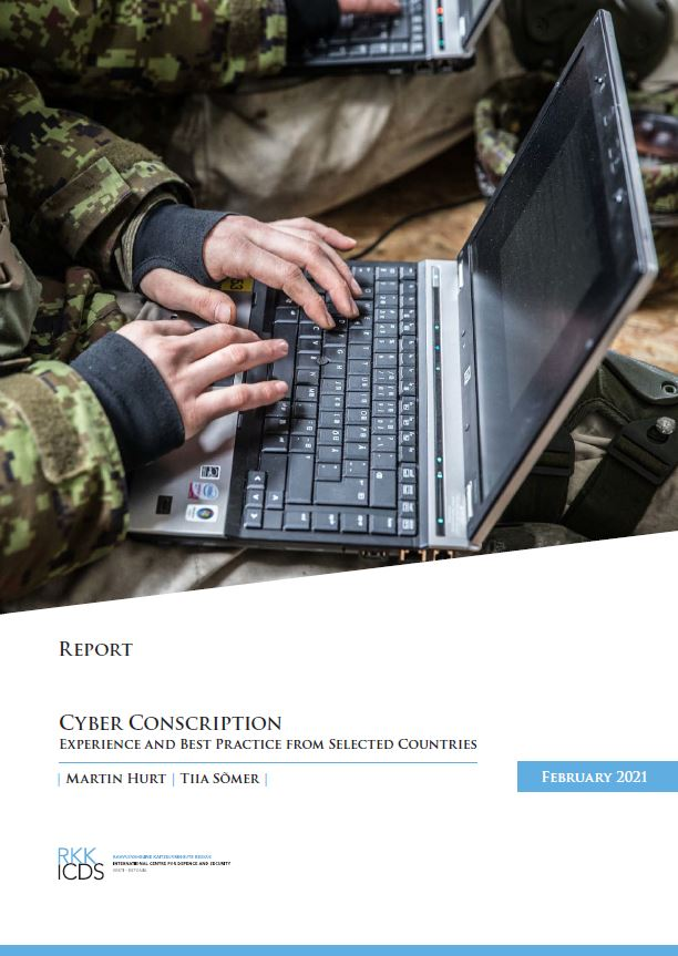 Image for Cyber Conscription: Experience and Best Practice from Selected Countries
