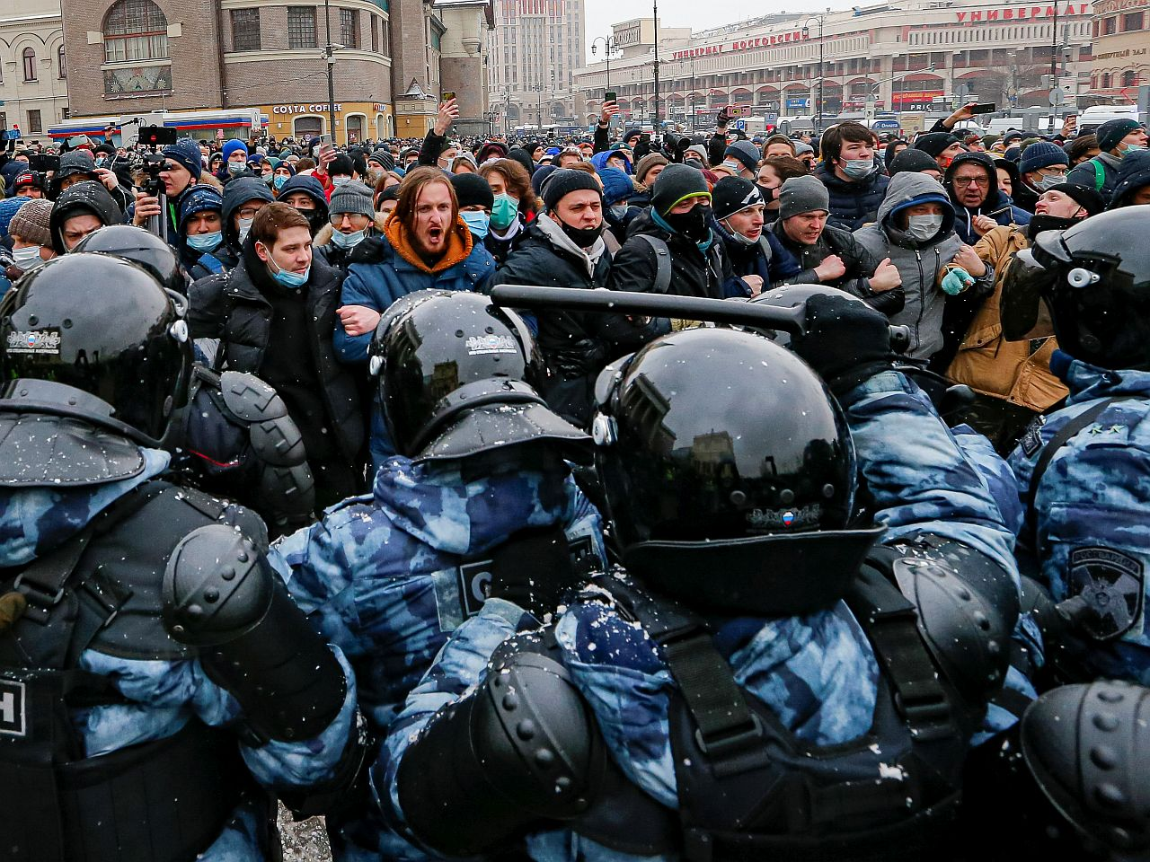 Image for Navalny and Russia's Future