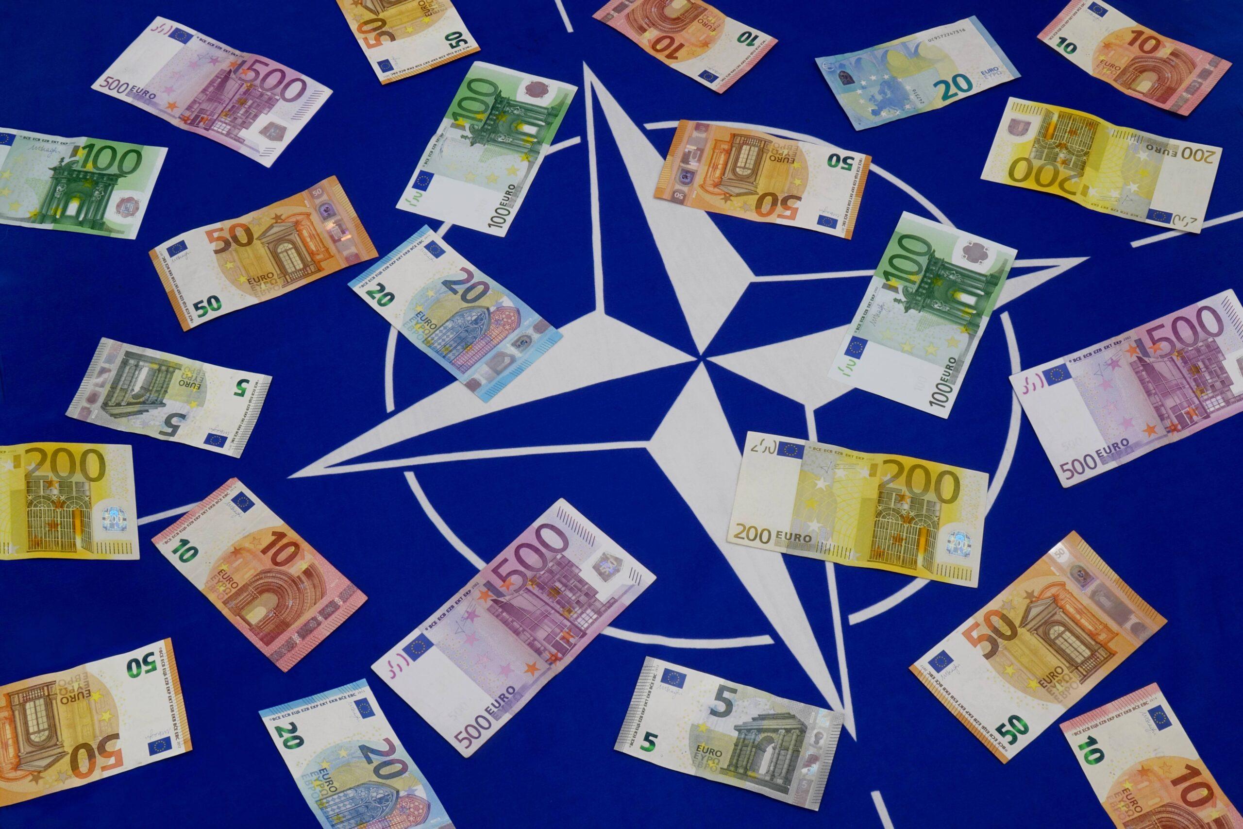 Image for #NATO2030. Addressing the Burden-Sharing Challenge