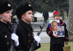 Image for Cult of War: Russia Actively Promotes Militarism Among the Youth of the Crimea