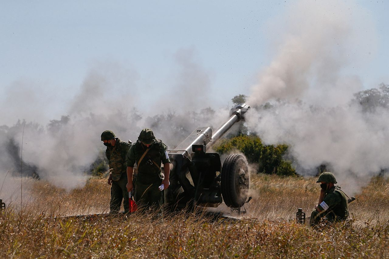Image for Rumours of War: Another Russian Surprise in Ukraine?