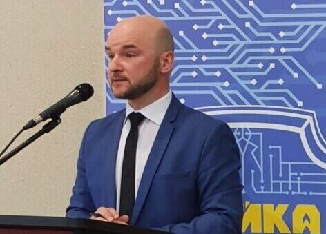 Image for Dmitri Teperik at the Inaugural Meeting of the Expert Network of the Crimean Platform