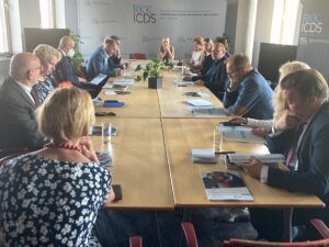 """Image for ICDS Report """"Dialogue With Russia"""" Was Presented"""