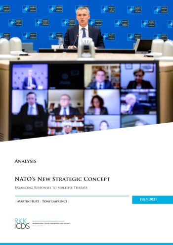 Image for NATO's New Strategic Concept. Balancing Responses to Multiple Threats.