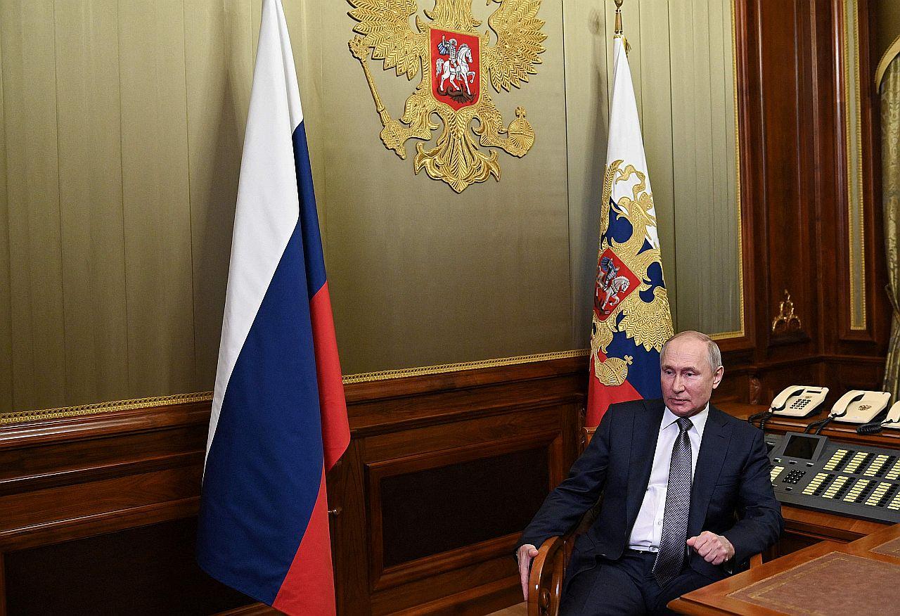 Image for Путин мыслит категориями империи