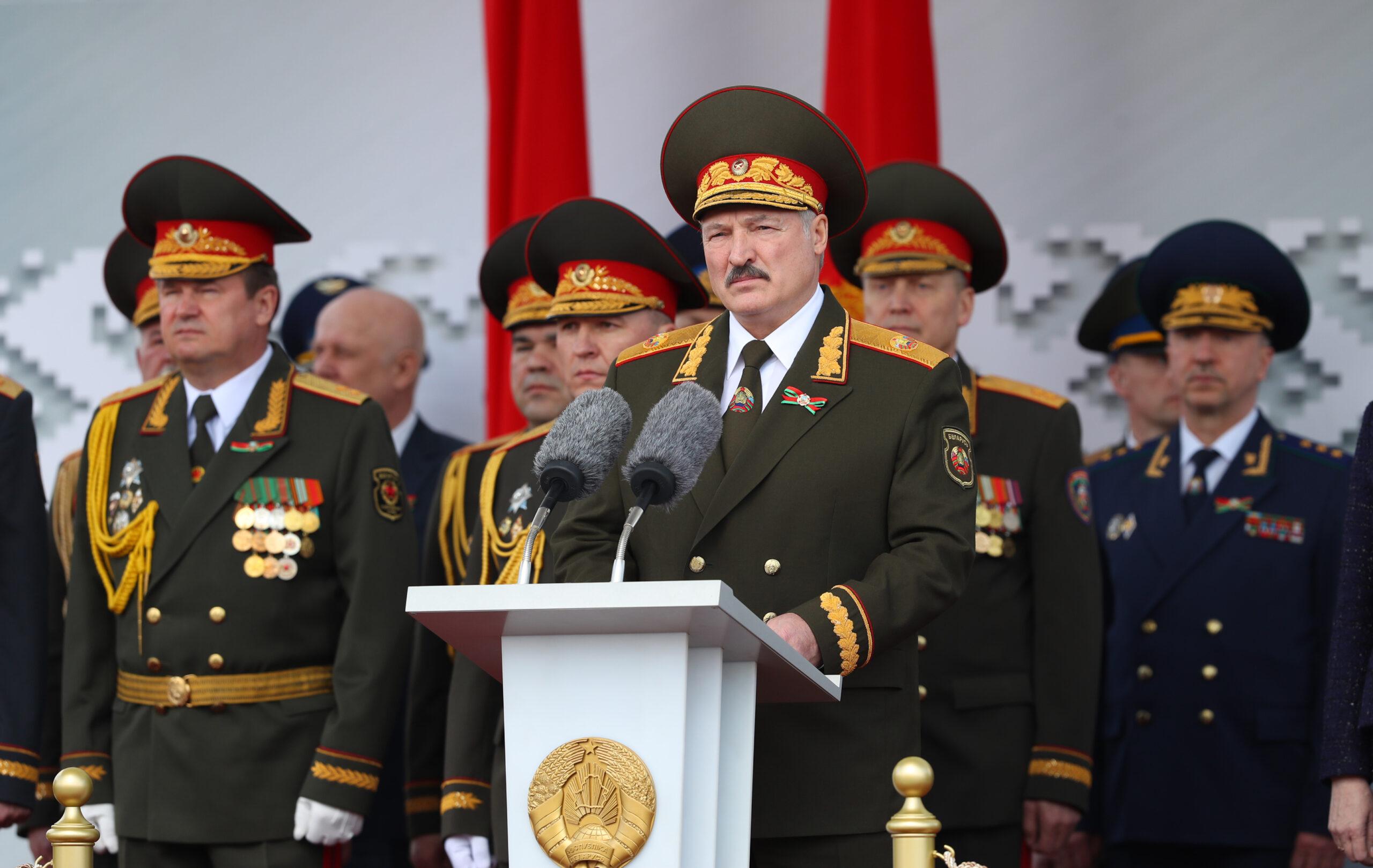 Image for Valgevene relvajõud: struktuur, võimekus ja kaitsesuhted Venemaaga