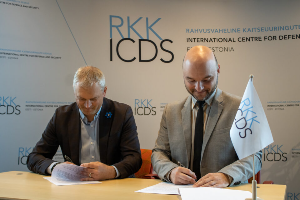 Image for ICDS Will Study Implications of Nuclear Energy Development to Estonia's Strategic Partnerships