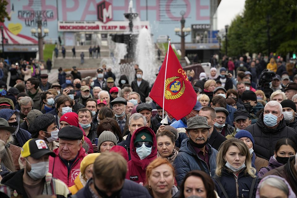 Image for The Kremlin Is Winning Big